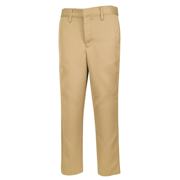 Boy's Performance Modern Fit Flat-Front Pants - New!