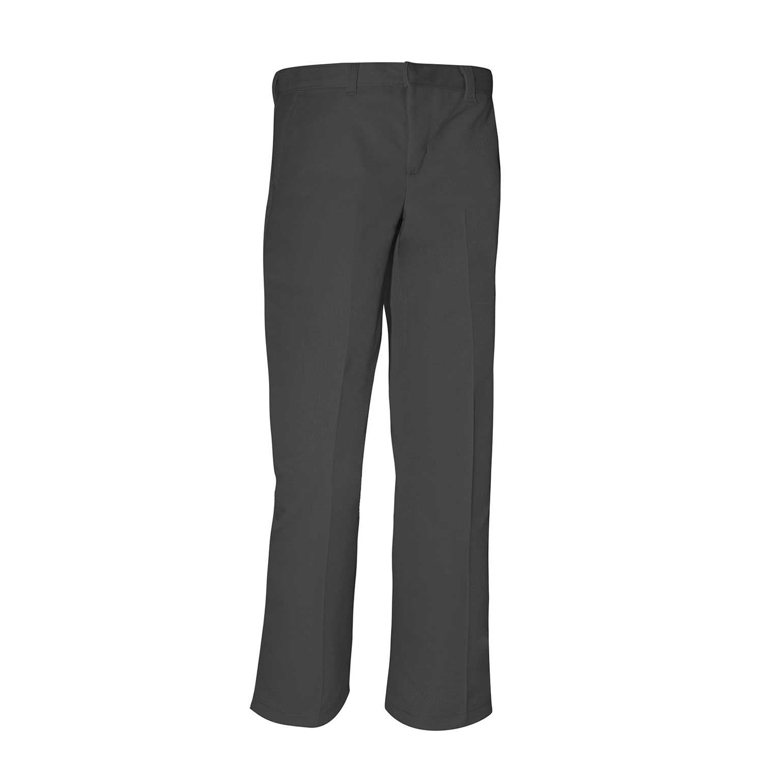 Men's Flat Front Flannel Dress Pants