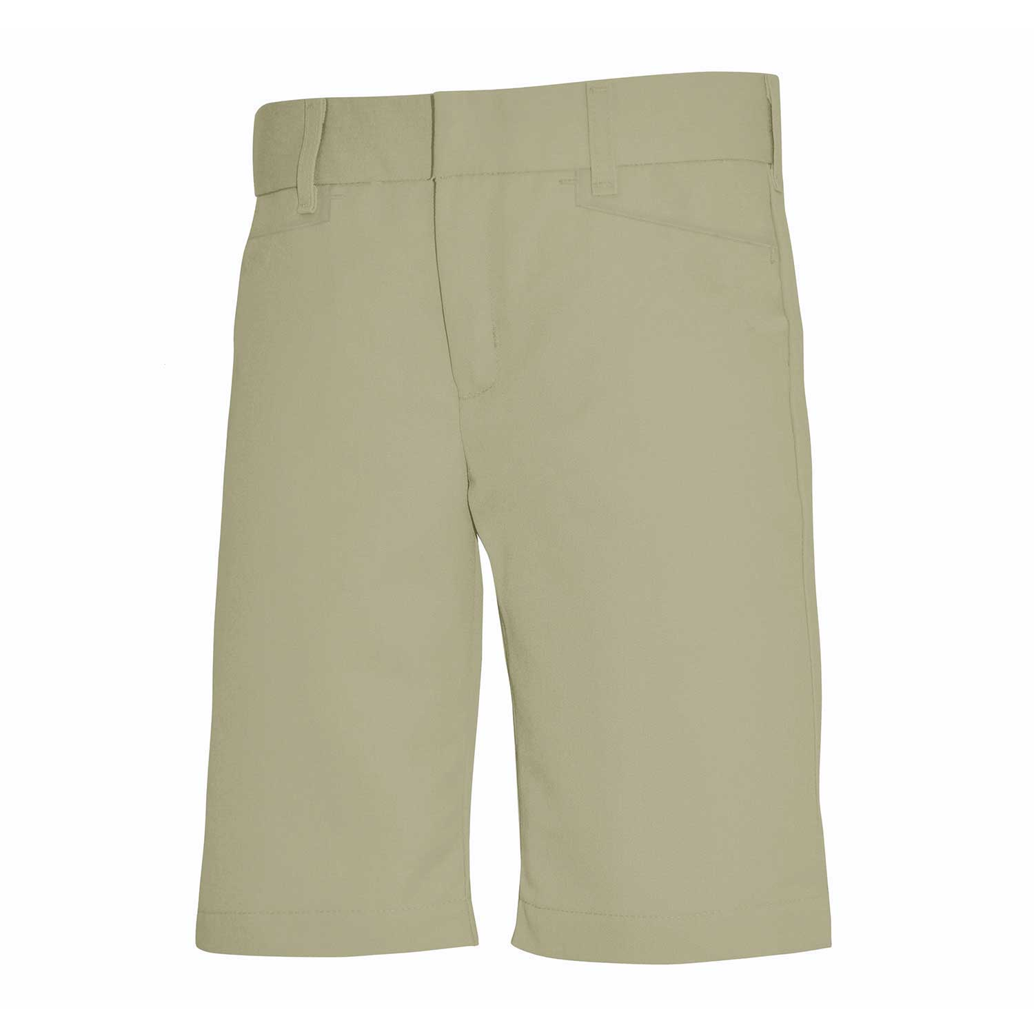 Girl's Mid-Rise Flex Twill Shorts