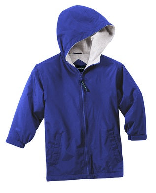 CCA Youth Hooded School Jacket