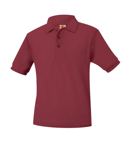 Westlake Academy Youth Moisture Wicking Polo Shirt