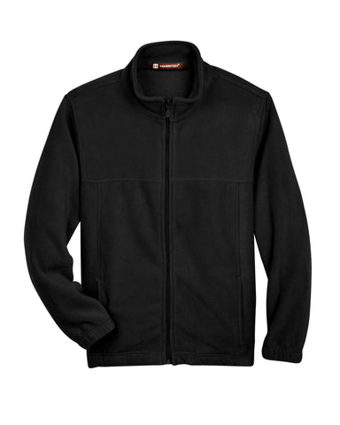 Inspire Adult Full-Zip Polar Fleece Jacket