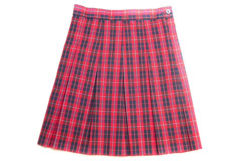 FCS Girl's Plaid Skirt