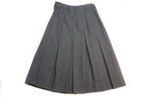Junior's Flannel Pleated Skirt