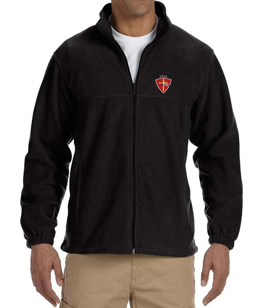 CTCS Youth Full-Zip Polar Fleece Jacket