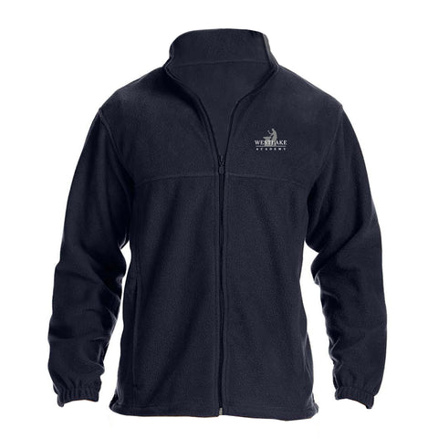Westlake Academy Adult Full-Zip Polar Fleece Jacket
