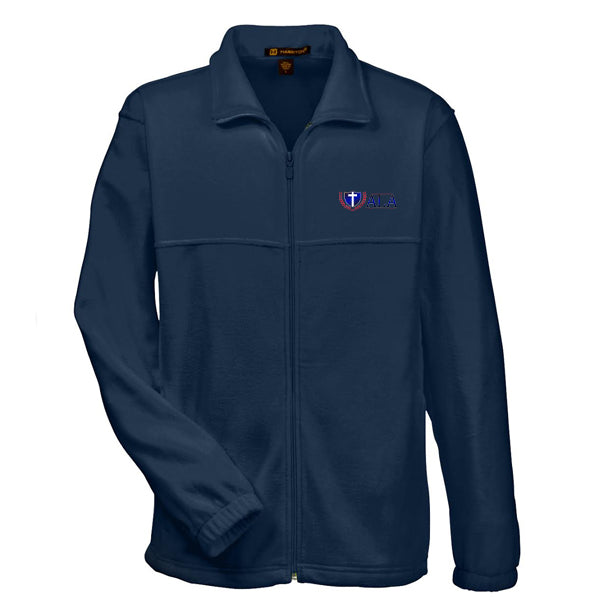 ALA Adult Full-Zip Polar Fleece Jacket