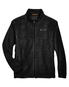 CCA Adult Full-Zip Polar Fleece Jacket