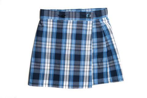 COLLS Girl's Plaid Skort