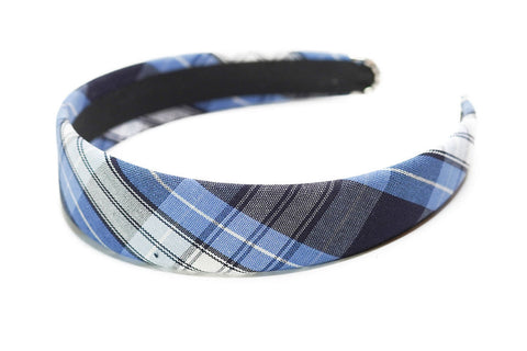 COLLS Plaid Headband