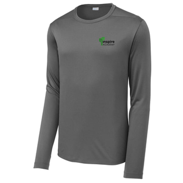 Inspire Academy Adult Dri-Fit Long-Sleeve Shirt