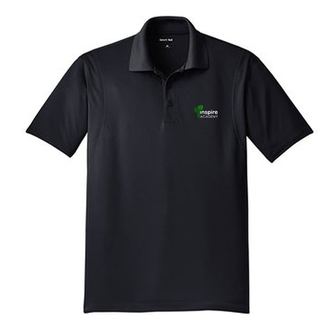 Inspire Academy Adult Moisture Wicking Polo