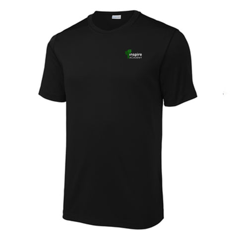 Inspire Academy Adult Dri-Fit Short-Sleeve Shirt