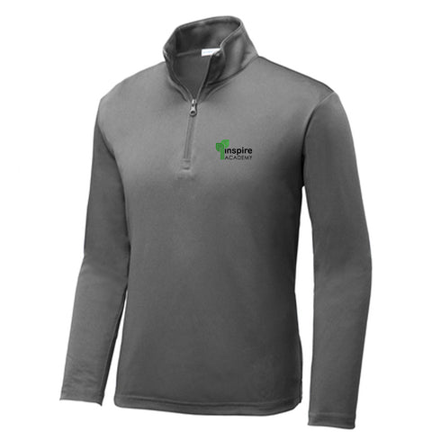 Inspire Academy Youth 1/4-Zip Pullover