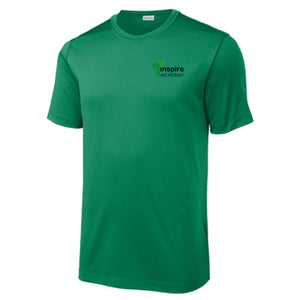 Inspire Academy Youth Dri-Fit Short-Sleeve Shirt