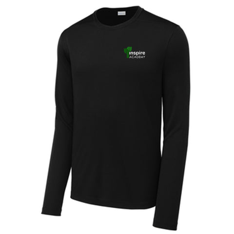 Inspire Academy Youth Dri-Fit Long-Sleeve Shirt