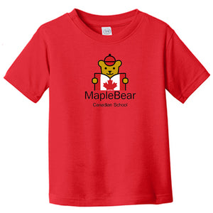 Maple Bear Short-Sleeve T-Shirt