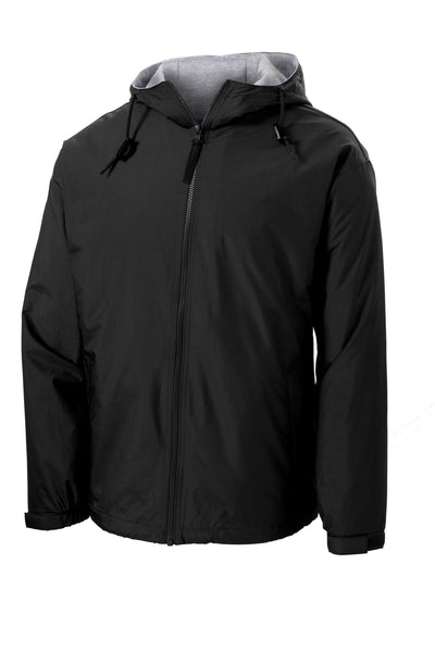 Inspire Adult Hooded School Jacket
