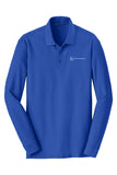 CCA Ladies Long-Sleeve Pique Polo