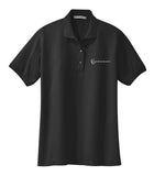 Women's Short-Sleeve Pique Polo