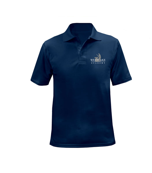 Westlake Academy Adult Moisture Wicking Polo