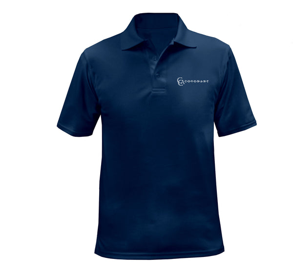 CCA Adult Moisture Wicking Polo