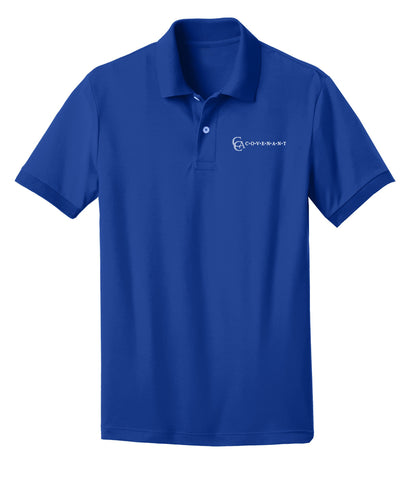 CCA Adult Moisture Wicking Polo Shirt
