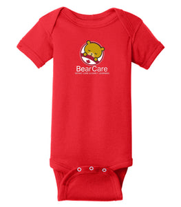 Maple Bear Short-Sleeve Bodysuit