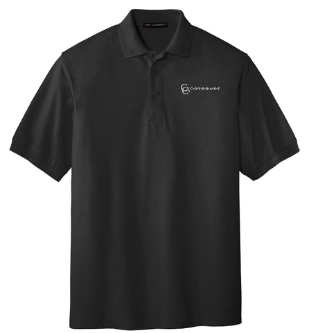 CCA Adult Short-Sleeve Pique Polo