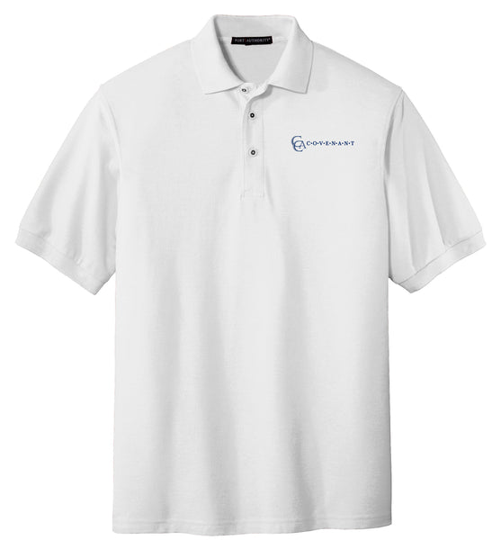 CCA Youth Short-Sleeve Pique Polo