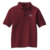 Westlake Academy Youth Short-Sleeve Pique Polo