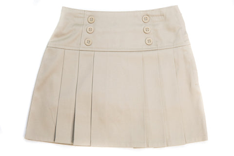 Toddler Girls Pleated Skort