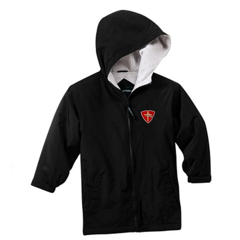 CTCS Adult Hooded School Jacket