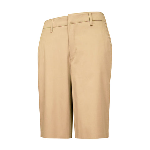 Junior's Modern Fit Flat-Front Stretch Twill Shorts