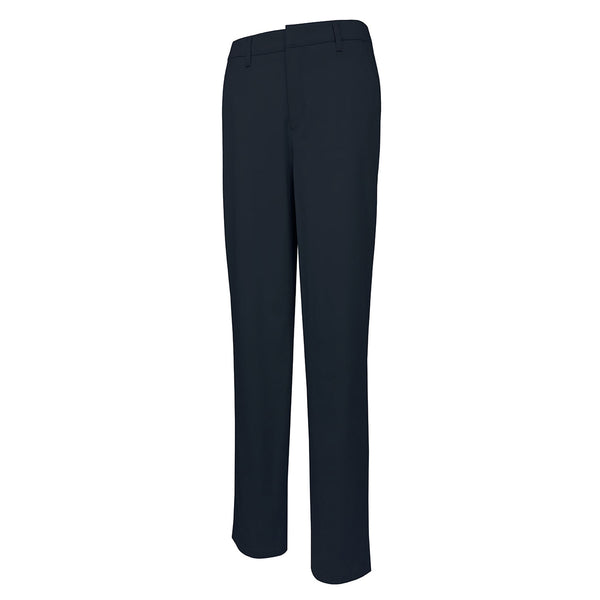 Junior's Modern Fit Flat-Front Stretch Twill Pants