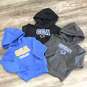 Little Boys Hooded Sweatshirts