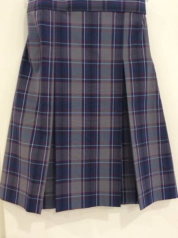 ALA Junior's Plaid Skirt | A+