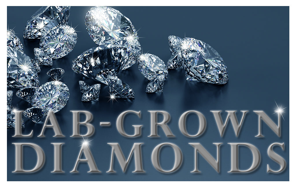 Lab-Grown Diamonds Unleashed. Live. Love. Sparkle.