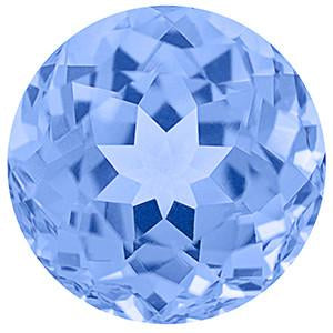 Aqua Blue Spinel is your gem because...