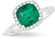 a green ring