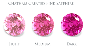 Pink Sapphire is your gem because...