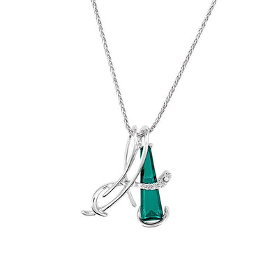 Chatham Created Paraiba Colored Spinel