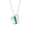 Chatham Created Aqua Blue Spinel