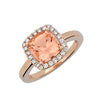 Champagne Sapphire Ring-CR12429RCS