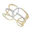 Diamond Fashion Cuff - FDC1236YW