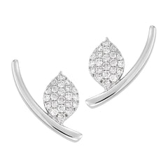 Diamond Fashion Earrings - FDE4499W