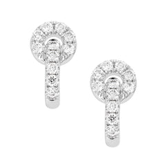 Diamond Fashion Earrings - FDE4501W