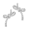 Diamond Fashion Earrings - FDE4502W