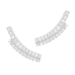 Diamond Fashion Earrings - FDE4503W