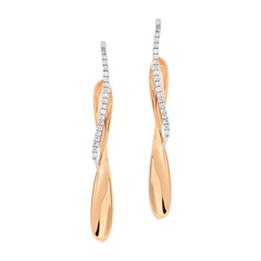 Diamond Fashion Earrings - FDE4505RW